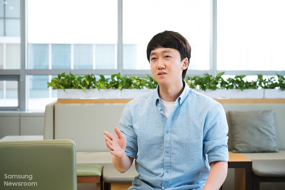 삼성전자 종합기술원 이영준 전문연구원