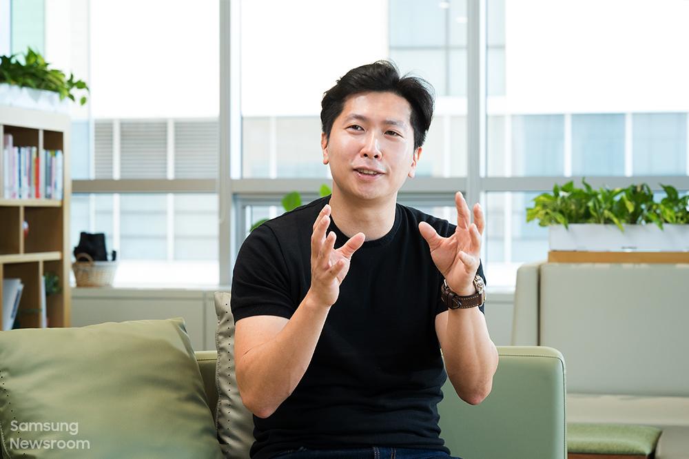 삼성전자 종합기술원 정종원 전문연구원