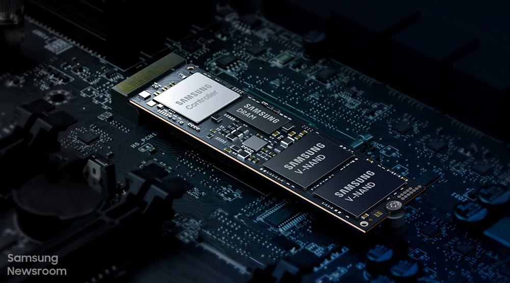 삼성전자 V7 SSD 이미지컷