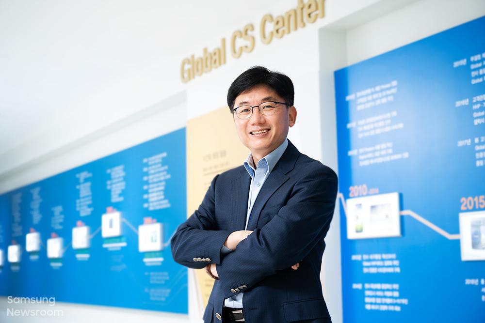 김형남 Global CS센터장 (전무)