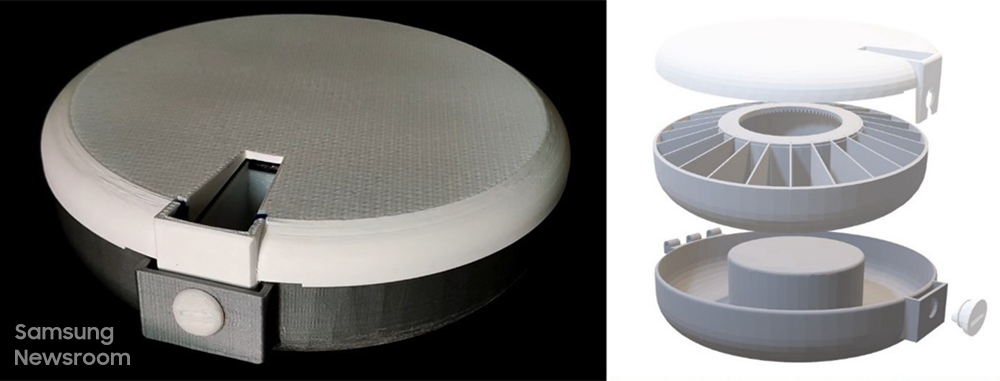 3D 프린팅 시제품에 IoT 솔루션을 적용한 오토필