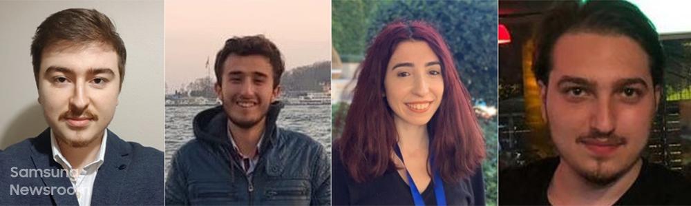 터키 삼성 이노베이션 캠퍼스 학생들
