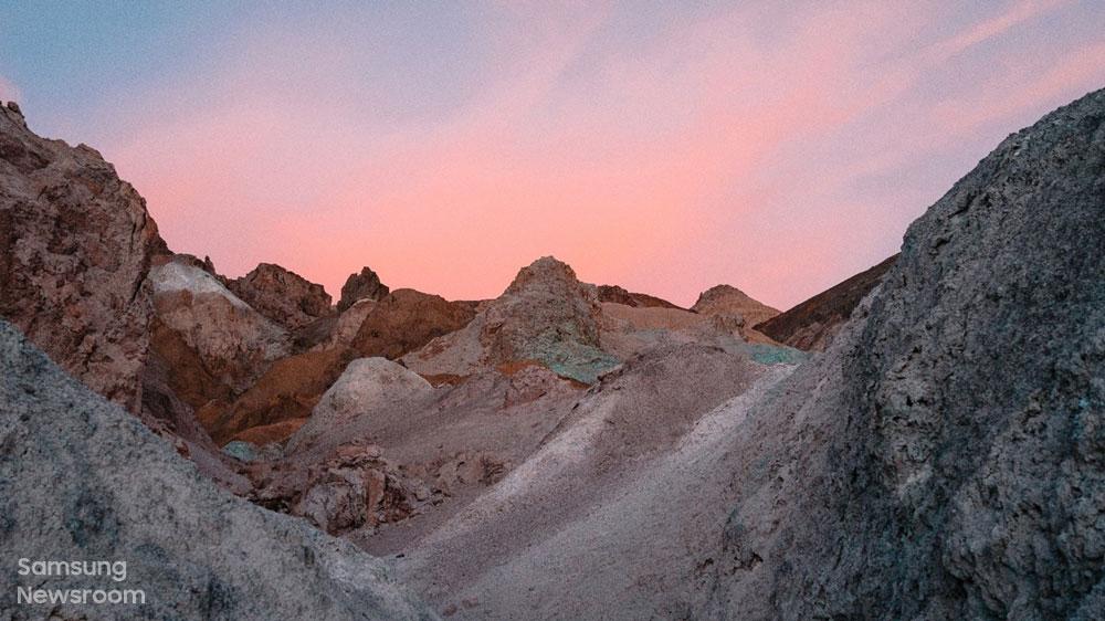 Figure 2 Death Valley(2015)