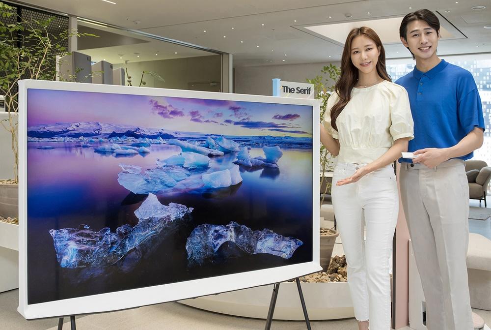 삼성전자 라이프스타일 TV 더 세리프 65형 출시(4)