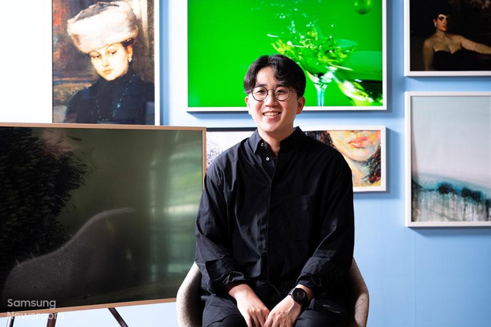 라이프스타일 TV 상품기획을 담당하고 있는 김선우 프로