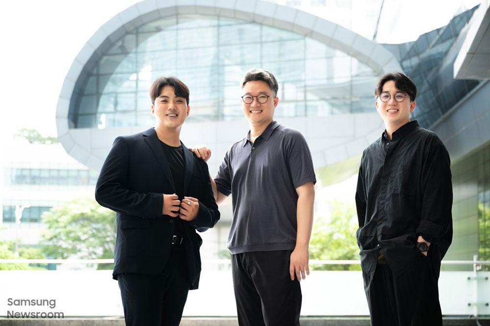 라이프스타일 TV 상품기획을 담당하고 있는 이규성 프로, 정강일 그룹장, 김선우 프로