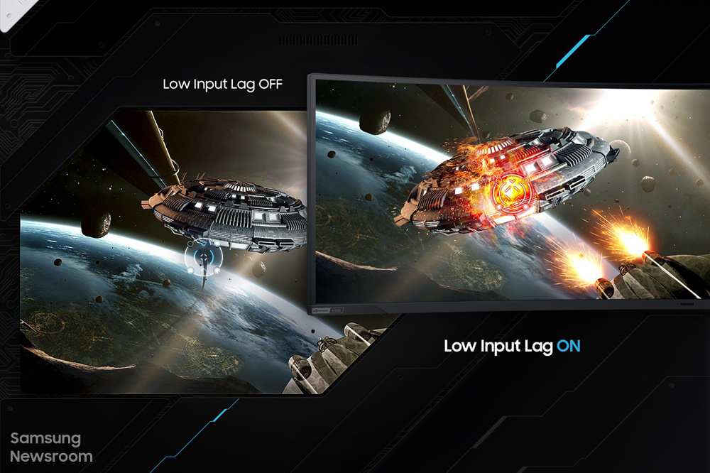 Low Input Lag OFF Low Input Lag ON