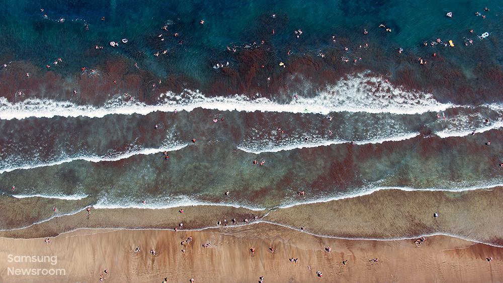 ▲ Playa Shoreline(2015)