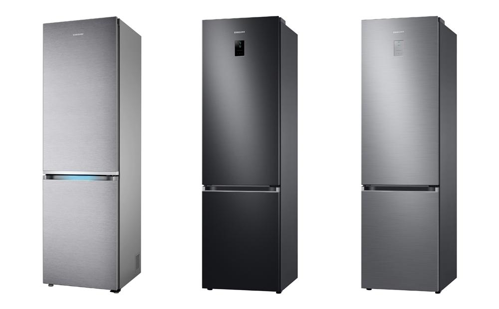 독일 스티바 1_3위(왼쪽부터1위) 제품_삼성 BMF 냉장고