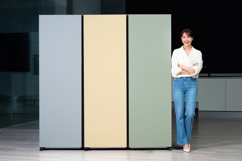 삼성전자 비스포크 냉장고 1도어 신제품 출시(2)